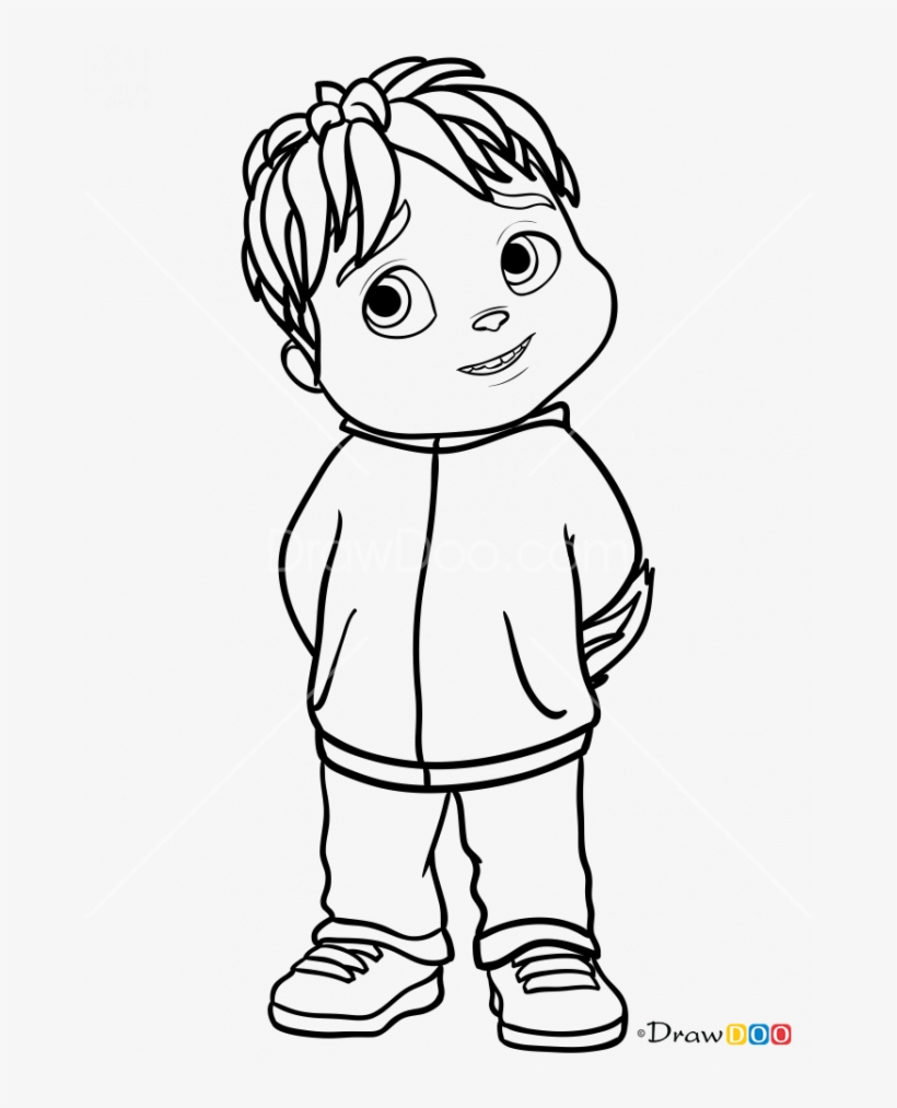 how to draw alvin and the chipmunks alvin and the chipmunks how to draw alvin and the the chipmunks how and alvin to draw