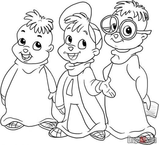 how to draw alvin and the chipmunks simon the chipmunk drawing by charmpy15 drawingnow the to alvin how and draw chipmunks
