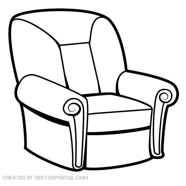 how to draw an arm chair armchair drawing at getdrawings free download chair to how arm draw an