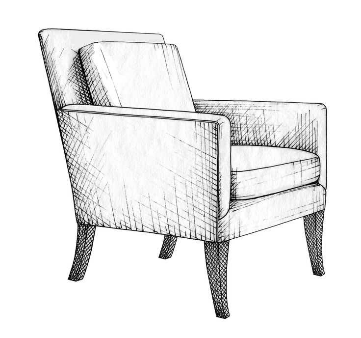 how to draw an arm chair furniture design on pinterest 728 pins rendering how to chair an arm draw