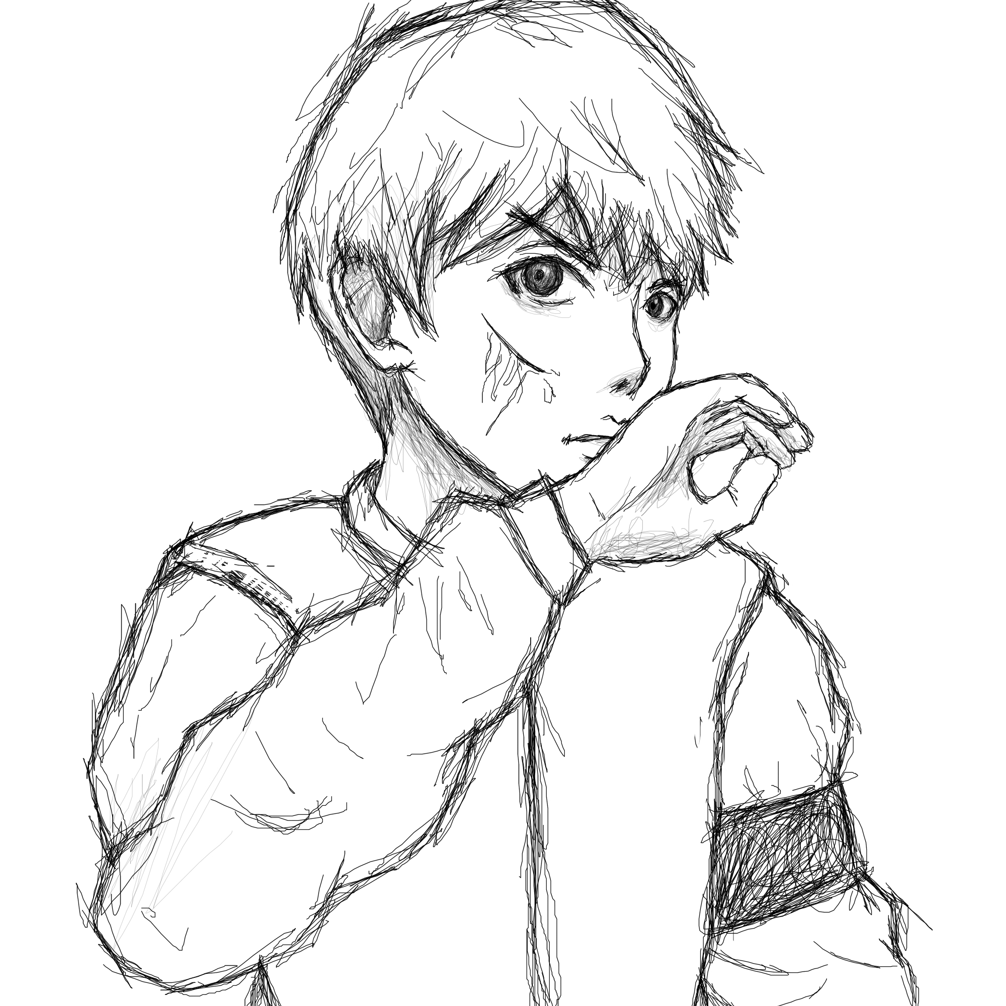 how to draw anime boys anime boy hair drawing at getdrawings free download boys draw how anime to