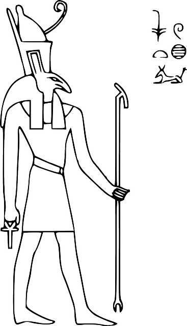 how to draw anubis step by step ancient egypt coloring pages egyptisk kunst egypten indie anubis step draw by to how step