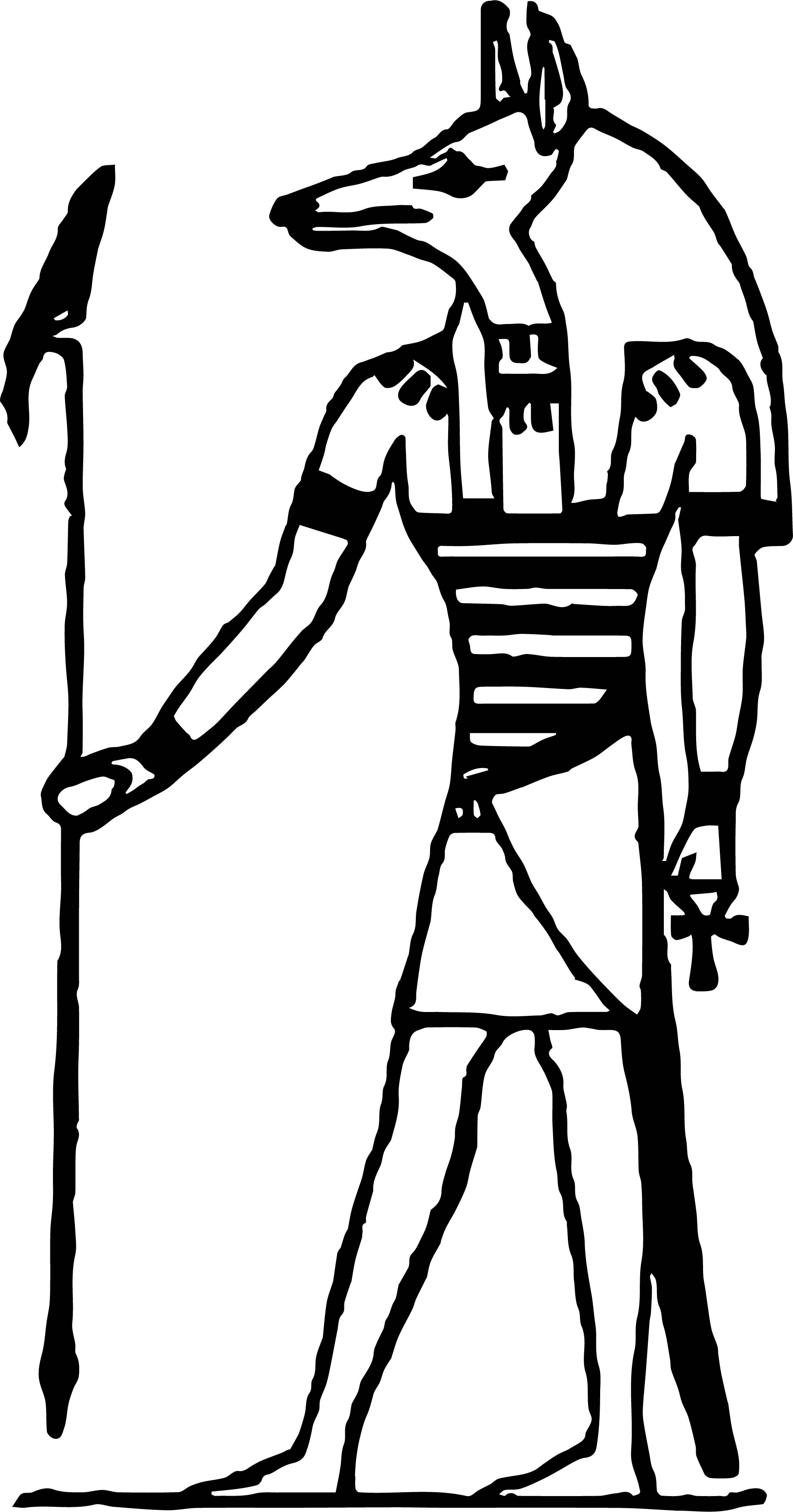 how to draw anubis step by step anubis clipart drawing pencil and in color anubis by step to how step anubis draw