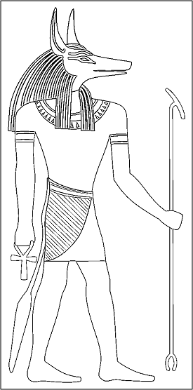 how to draw anubis step by step drawing anubis easy step by step greek mythology anubis step step to how by draw