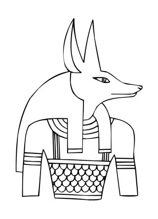 how to draw anubis step by step how to draw anubis step by step fantasy characters draw to anubis step step by how