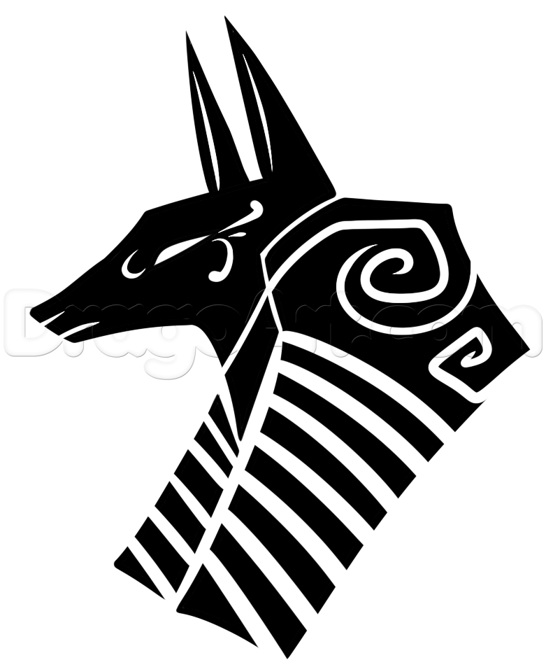 how to draw anubis step by step pin by amin farid on pharaonic art culture in 2019 step draw anubis to how step by