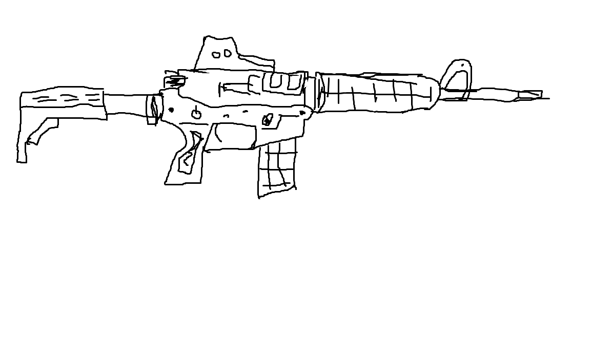 how to draw ar can gd draw an ar15 from memory ar15com to ar how draw