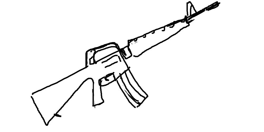 how to draw ar can gd draw an ar15 from memory page 3 ar15com draw ar to how