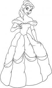 how to draw belle the princess disney belle sketch by kimberly castello on deviantart the draw princess belle to how
