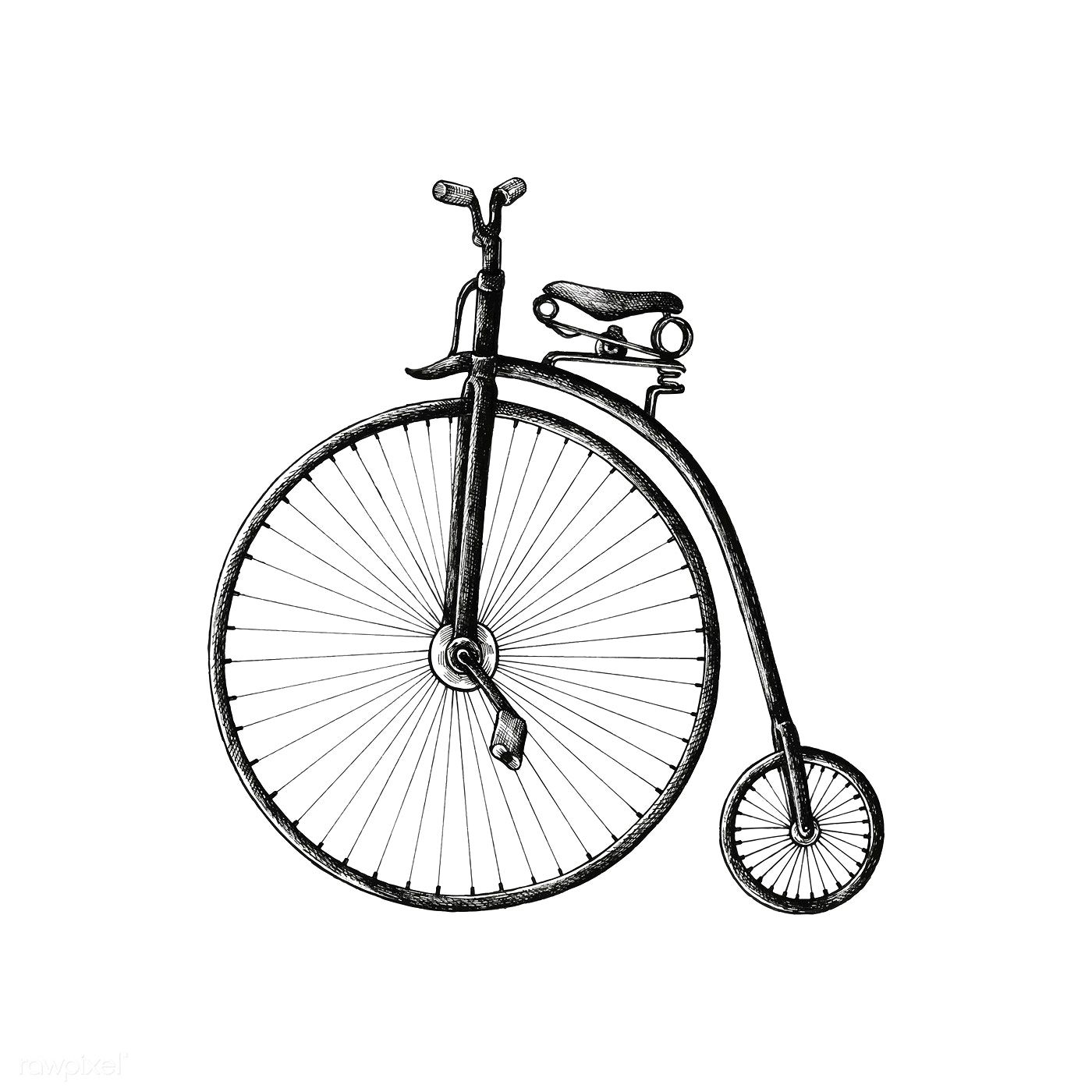how to draw bicycle drawing bicycle clipart best to how bicycle draw