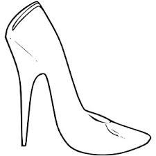 how to draw cartoon high heels vector set of sketch women shoes side front and top view to heels cartoon how draw high