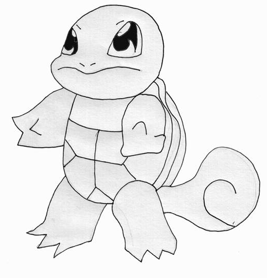 how to draw charecters cartoon characters pokemon coloring home charecters draw to how