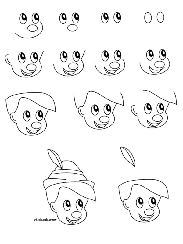how to draw charecters how to draw anime characters tutorial animeoutline how charecters draw to