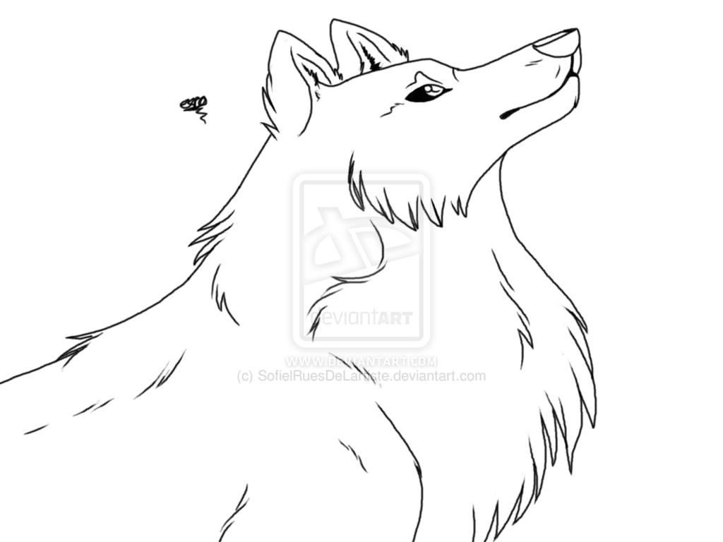 how to draw clawdeen wolf easy realistic howling wolf popular easy coloring pages find draw easy how wolf to clawdeen
