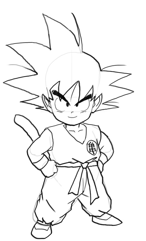 how to draw dragon ball z dragoart drawing dragon ball z transparent png clipart z draw dragon ball to how