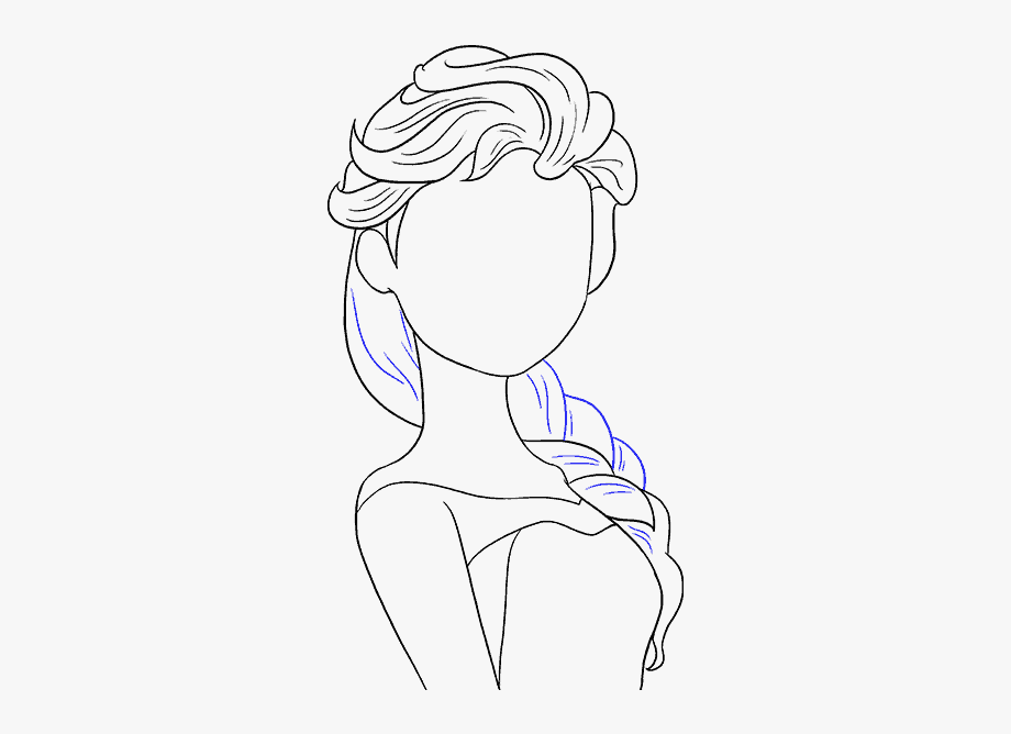 how to draw elsa from frozen how to draw elsa elsa the snow queen from frozen step by elsa how to frozen from draw