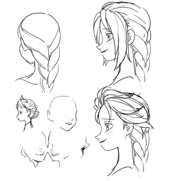how to draw elsa from frozen how to draw elsa how from to elsa draw frozen