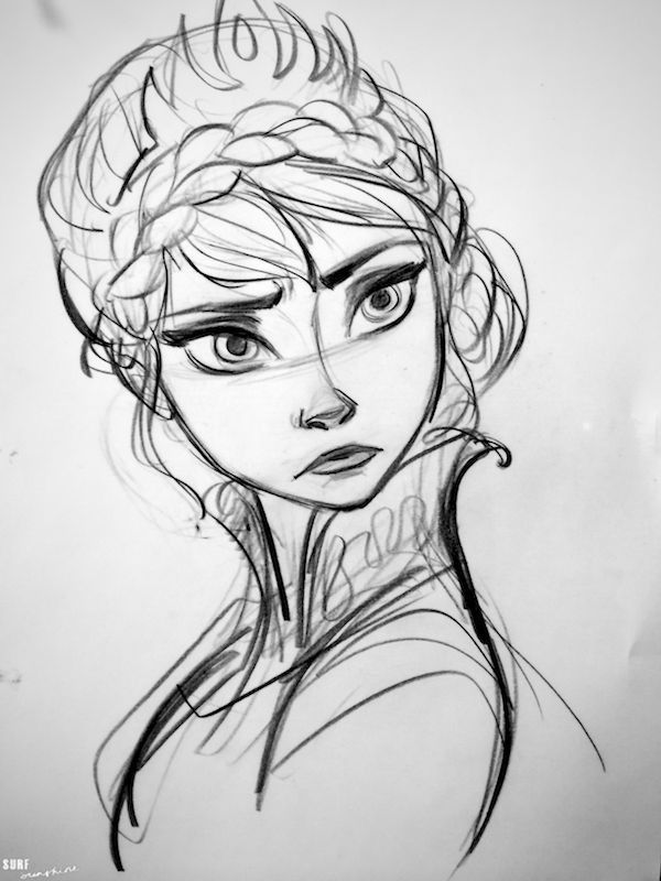 how to draw frozen characters 128 best model sheets for practice images on pinterest how to draw frozen characters