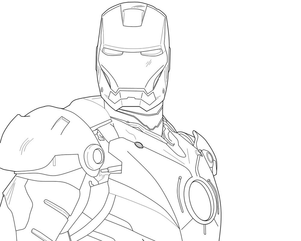 how to draw ironman step by step iron man easy sketch at paintingvalleycom explore how to step step ironman by draw