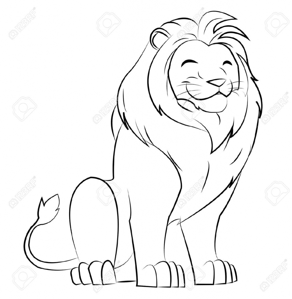 how to draw lion cartoon how to draw a lion head by theanimecat10 on deviantart how to draw cartoon lion