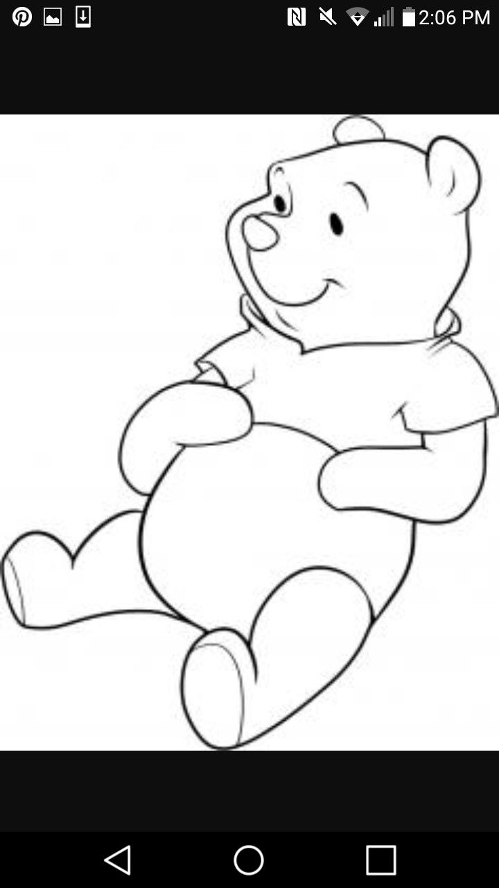 how to draw pooh bear pooh bear drawing coloring home to pooh draw how bear