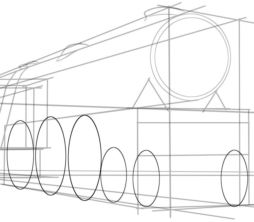 how to draw steam how to draw a classic steam locomotive from scratch to how draw steam