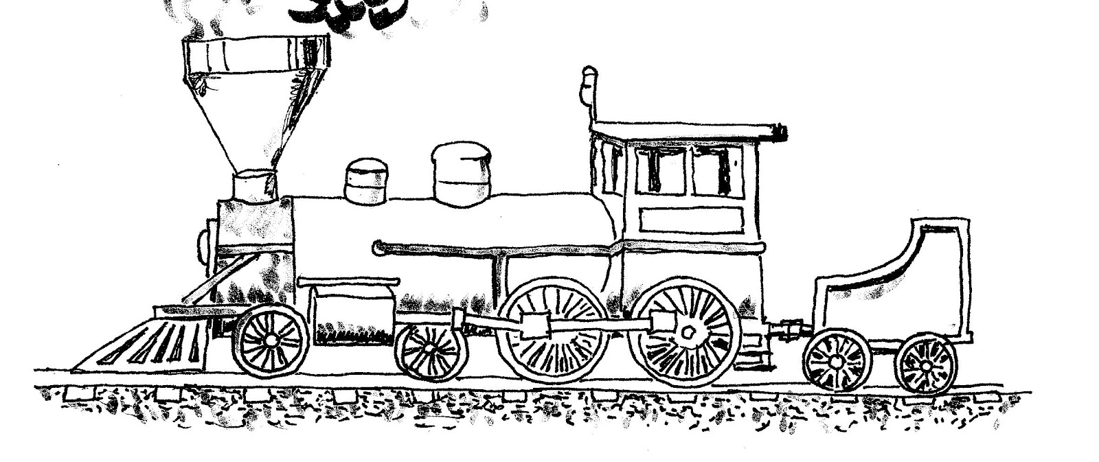 how to draw steam how to draw a train step by step 4 train drawing train steam how draw to