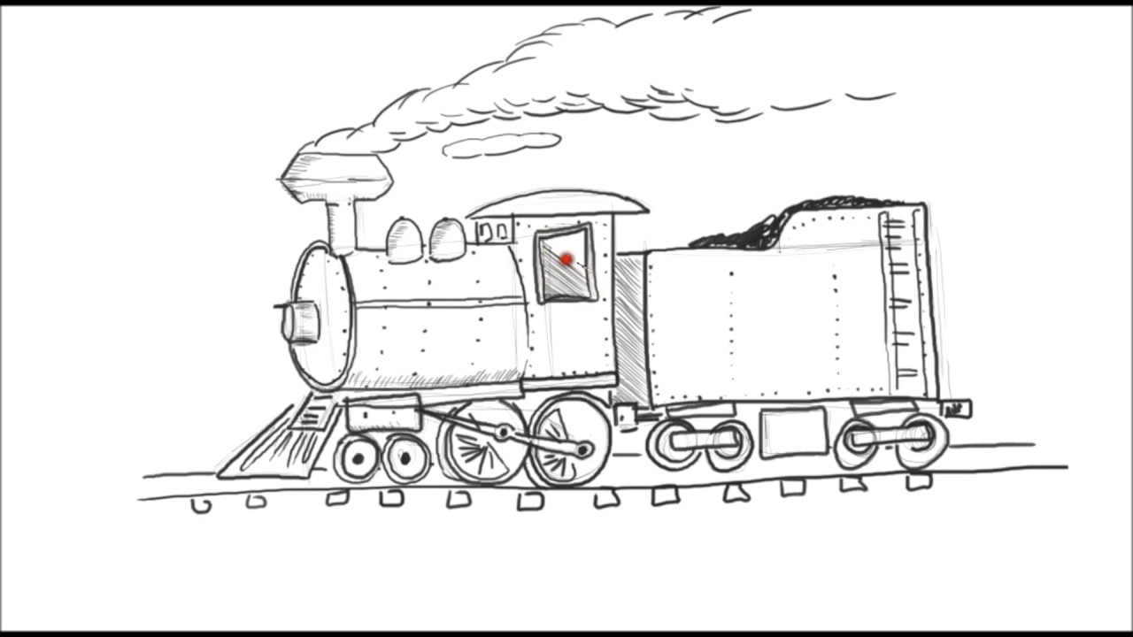 how to draw steam steam engine drawing at getdrawings free download steam how draw to