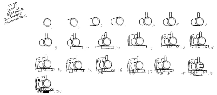 how to draw steam step by step how to draw locomotive steam engine steam to draw how