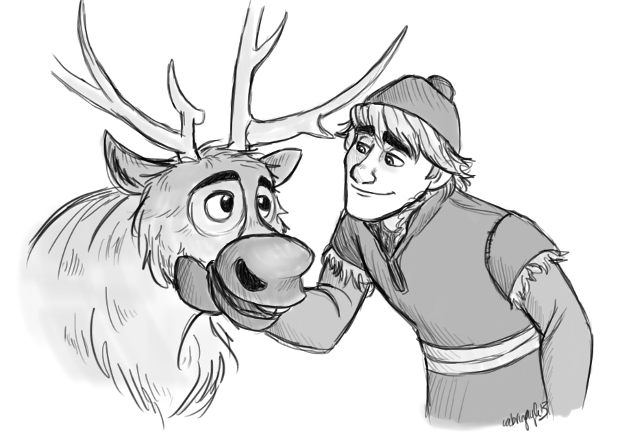 how to draw sven from frozen sven frozen drawing at getdrawings free download sven frozen to how draw from