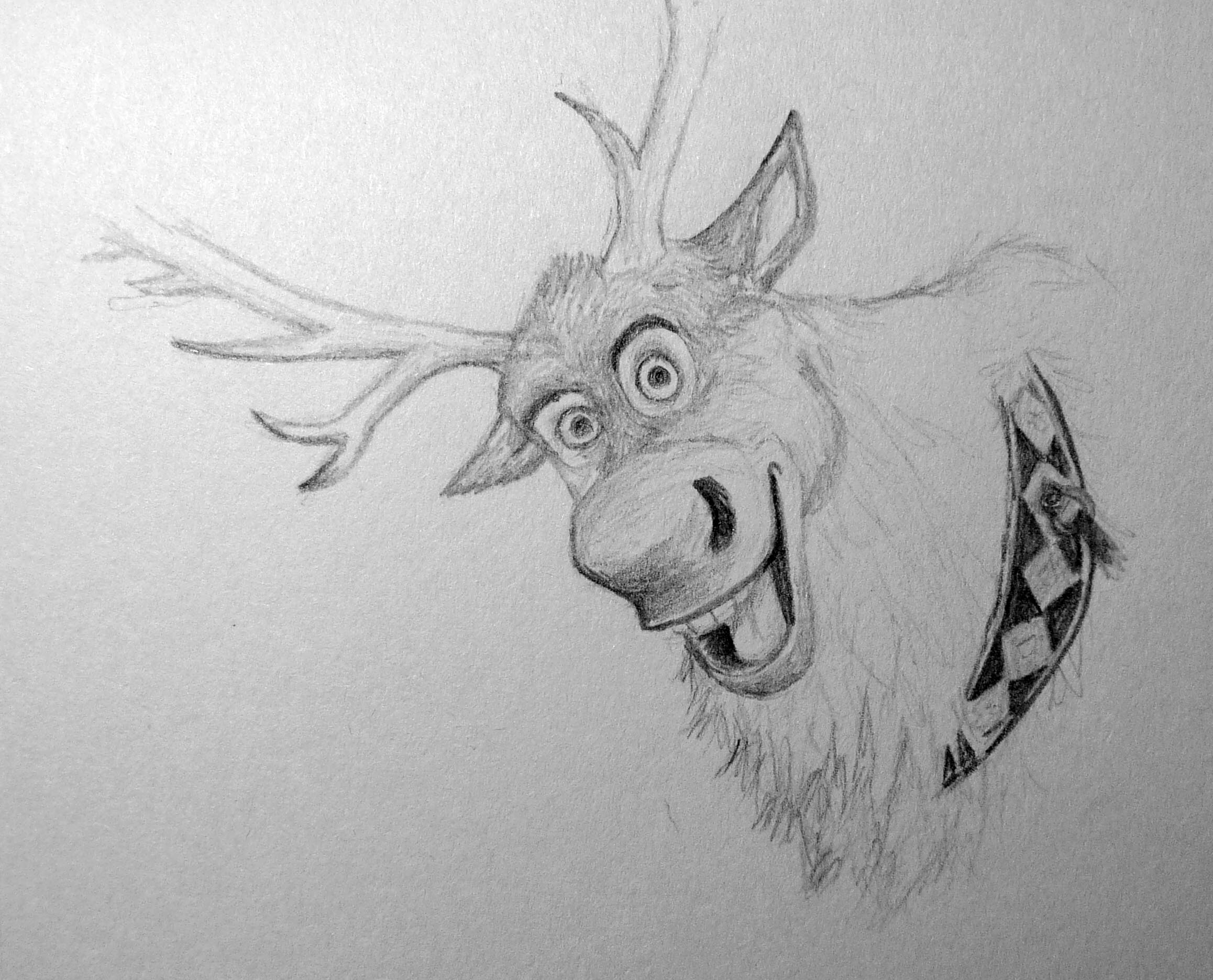 how to draw sven from frozen sven frozen drawing at paintingvalleycom explore to sven how frozen draw from