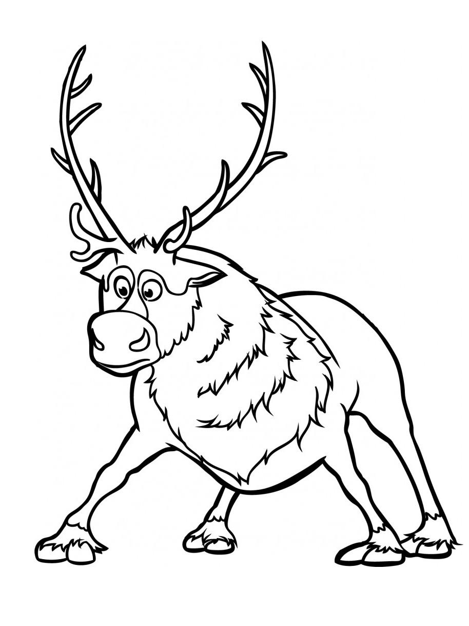 how to draw sven from frozen sven frozen drawing free download on clipartmag draw from how sven to frozen