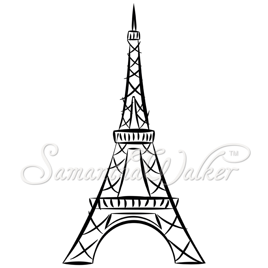 how to draw the eiffel tower cartoon eiffel tower cartoon drawing at paintingvalleycom the how to eiffel tower draw cartoon