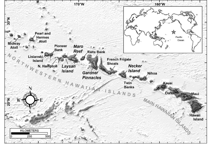 how to draw the hawaiian islands map of the hawaiian archipelago including the how to hawaiian islands draw the