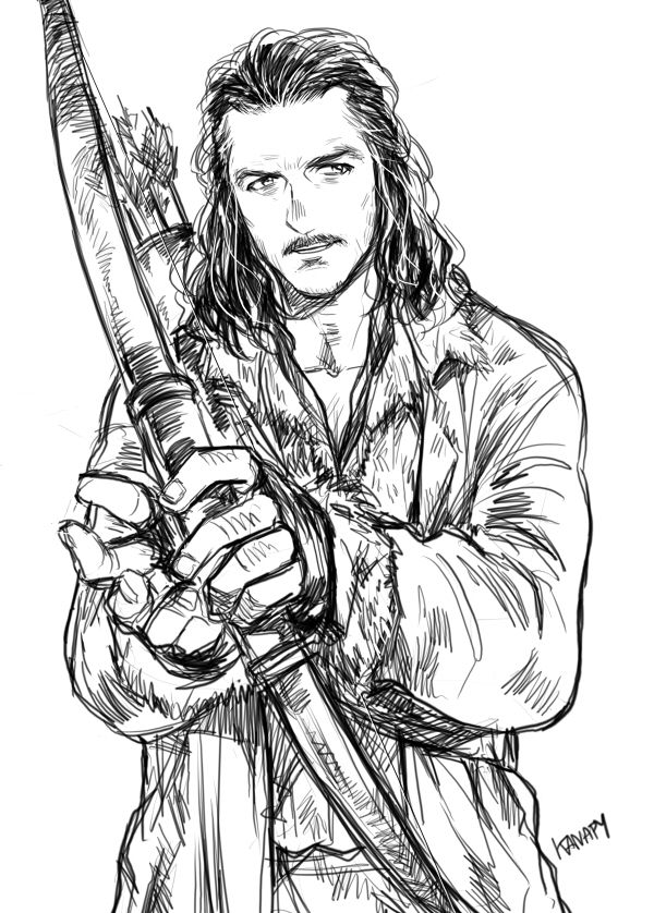how to draw the hobbit characters 39the hobbit39 sketches by capella336 on deviantart draw characters how to hobbit the