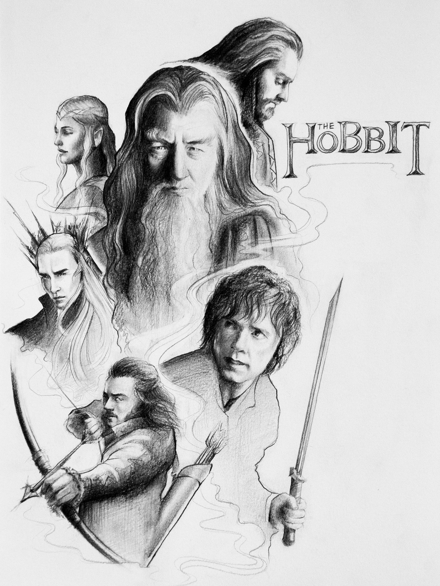 how to draw the hobbit characters drawings from the hobbit bing images drawings the draw the characters how to hobbit