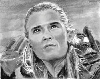 how to draw the hobbit characters how to draw legolas lord of the rings legolas by characters to the hobbit how draw