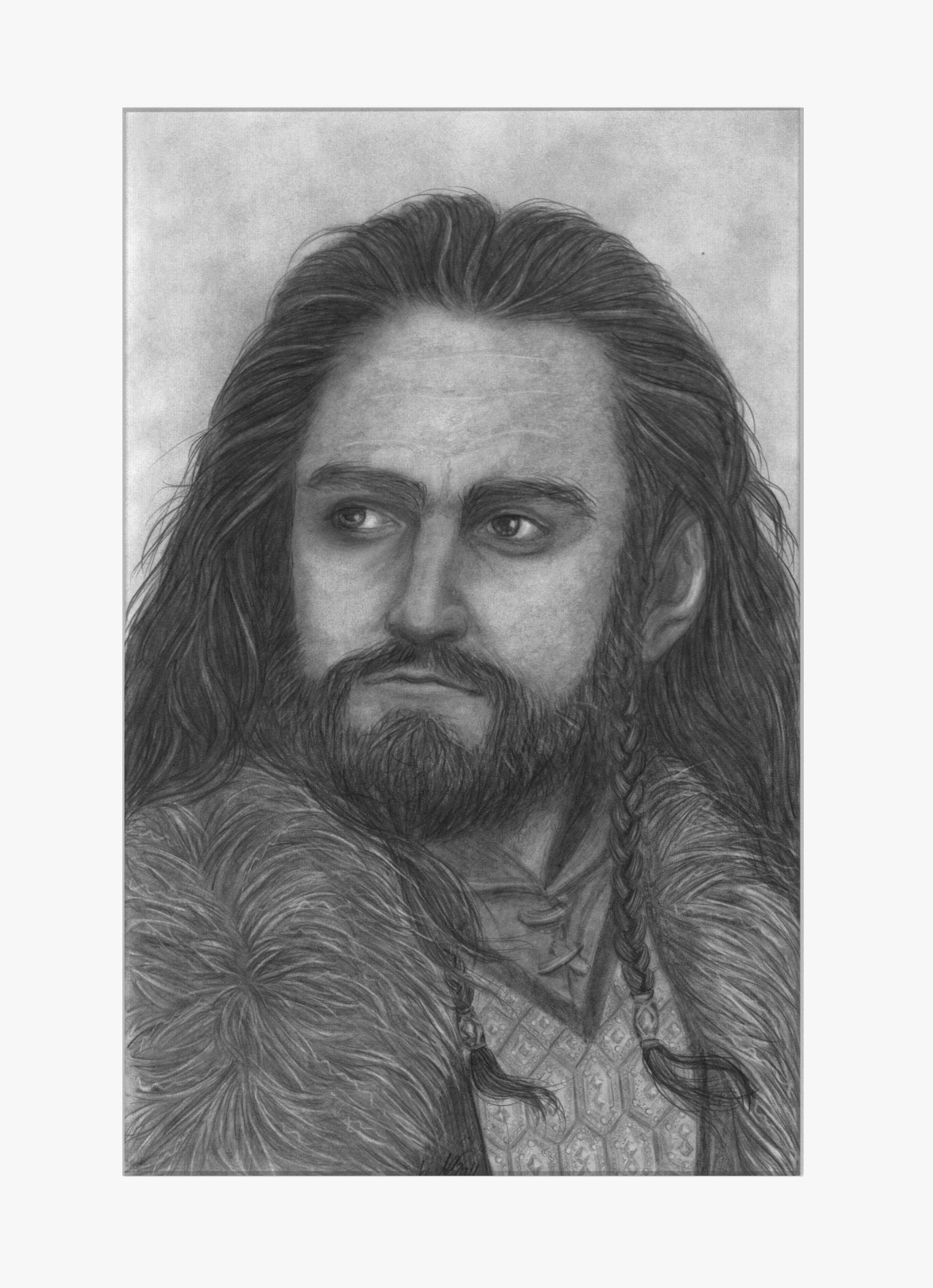 how to draw the hobbit characters learn how to draw thorin oakenshield in pencil dwarves to the hobbit how draw characters