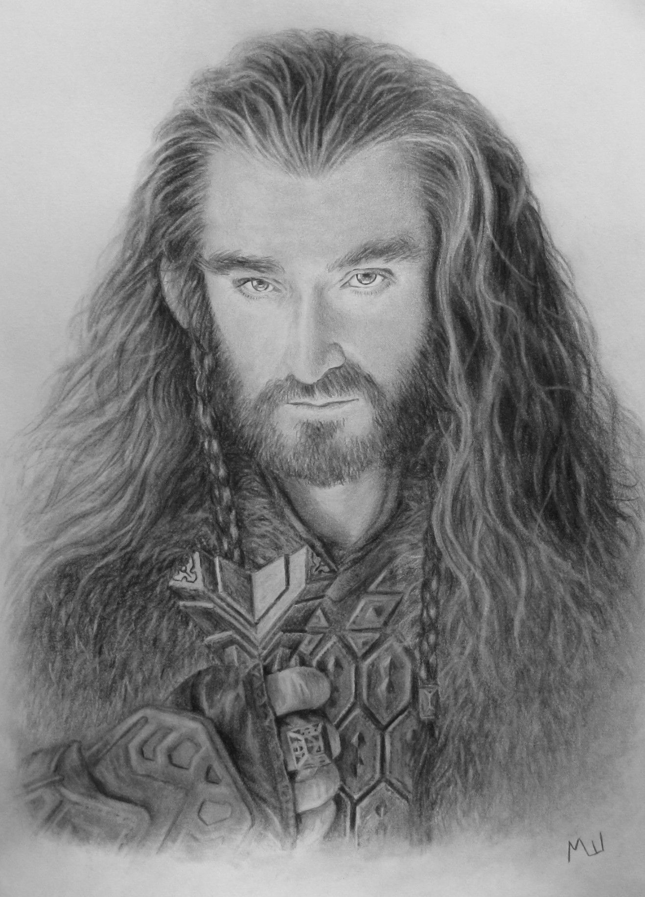 how to draw the hobbit characters pencil drawing of thorin pencil drawing thorin hobbit to how the hobbit characters draw