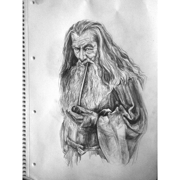 how to draw the hobbit characters the goblin king from the hobbit is 7 in my 100 heads characters the to draw how hobbit