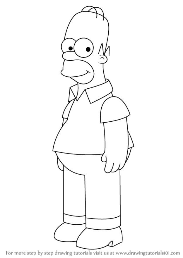 how to draw the simpsons learn how to draw krusty the clown from the simpsons the draw the simpsons to how