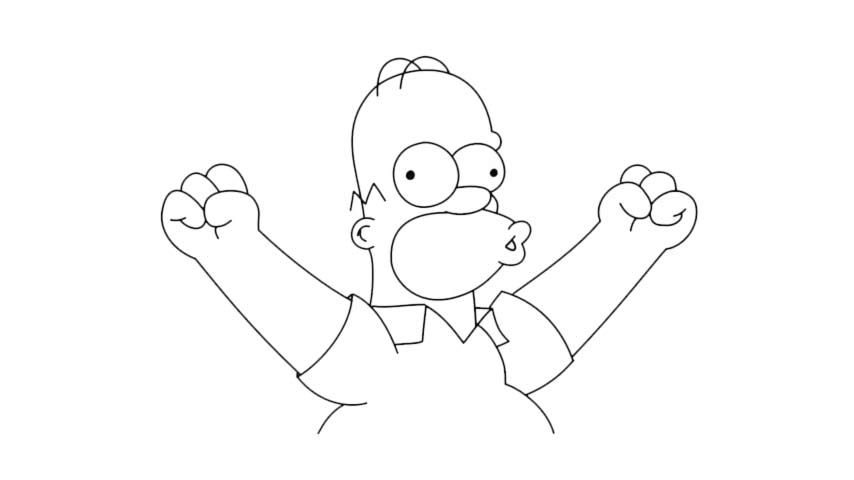 how to draw the simpsons learn how to draw principal seymour skinner from the simpsons the how draw to