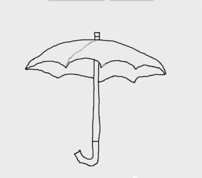 how to draw umbrella step by step how to draw an umbrella step by step 6 umbrella art by how draw umbrella to step step