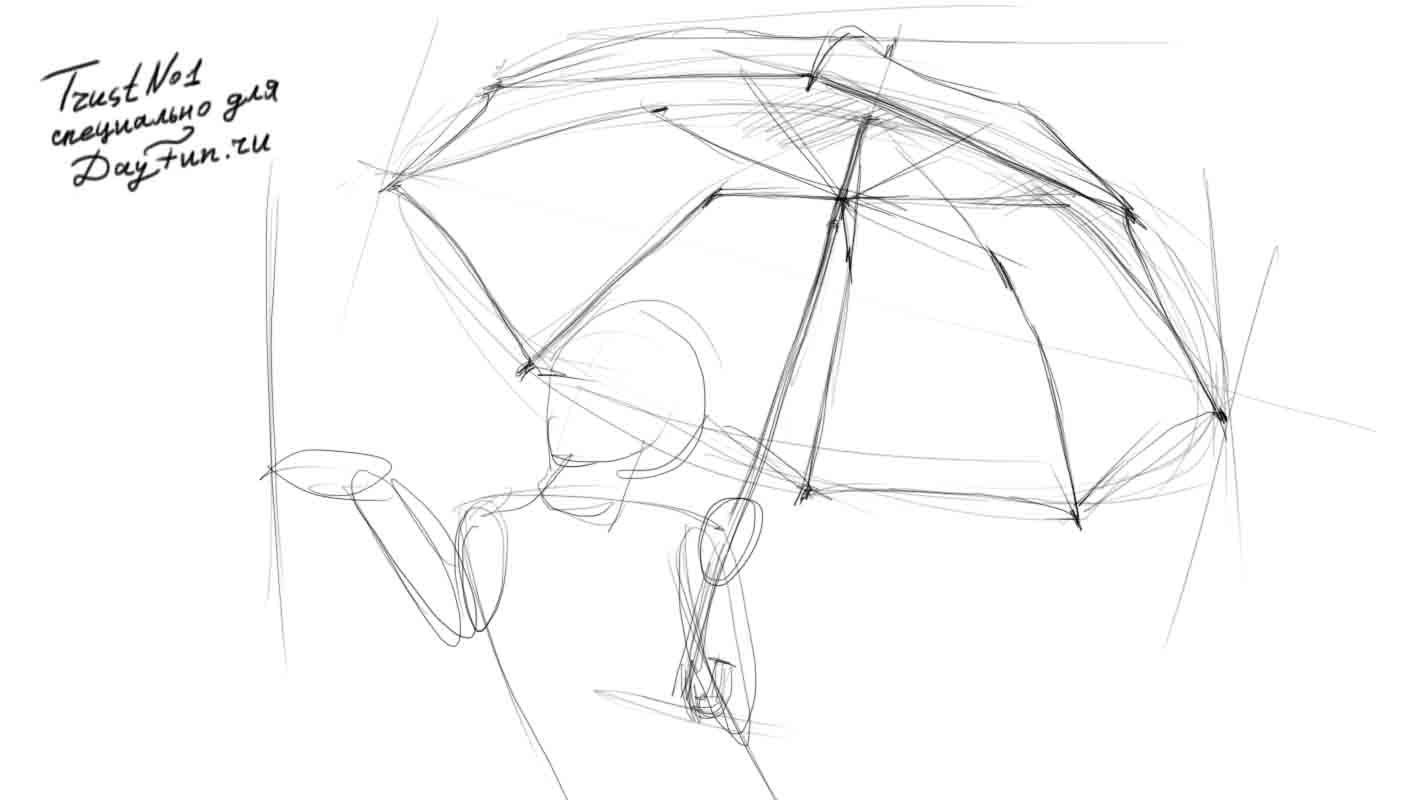 how to draw umbrella step by step how to draw an umbrella step by step arcmelcom how step step umbrella to by draw