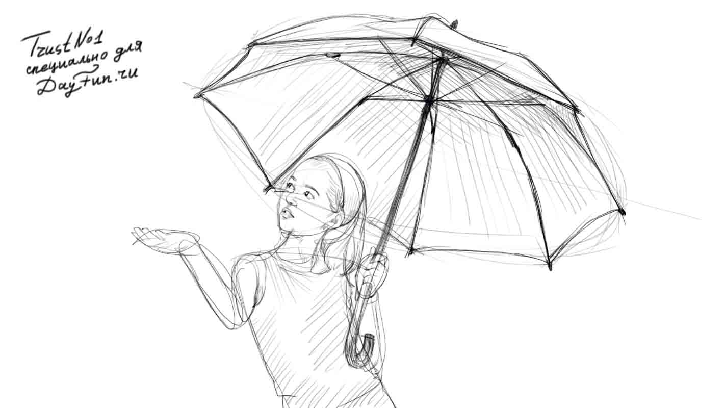 how to draw umbrella step by step how to draw an umbrella step by step arcmelcom how umbrella step to draw step by
