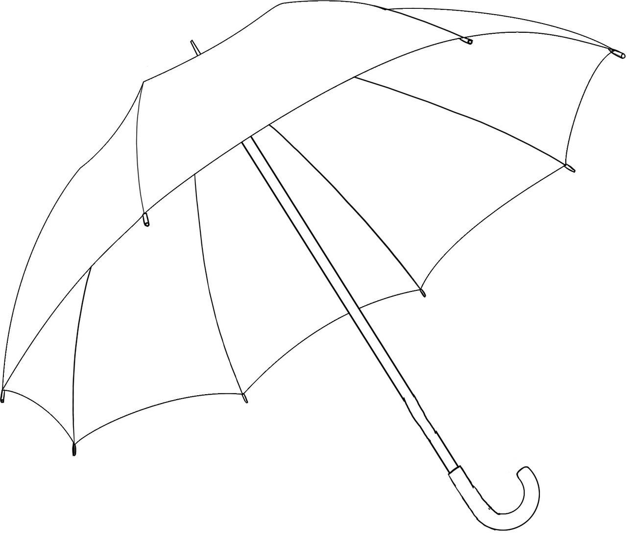 how to draw umbrella step by step umbrella drawing at getdrawings free download step to how step by umbrella draw