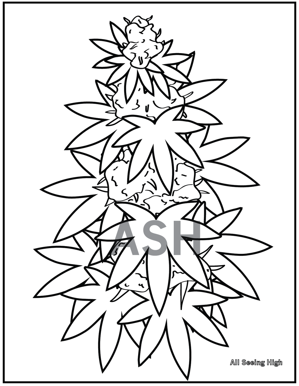 how to draw weed leaf how to draw a pot leaf idevie weed draw to how leaf