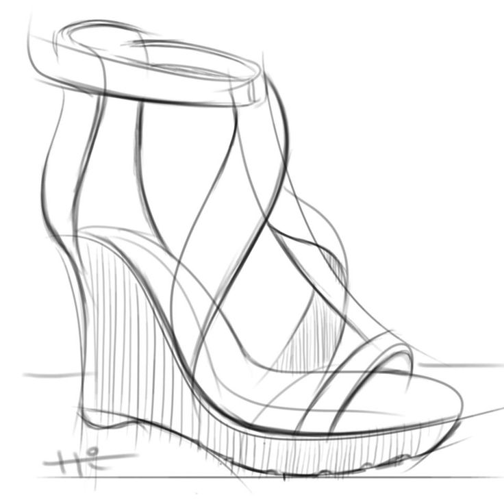 how to sketch heels 4 pairs of graceful stiletto high heel women shoes line sketch heels how to