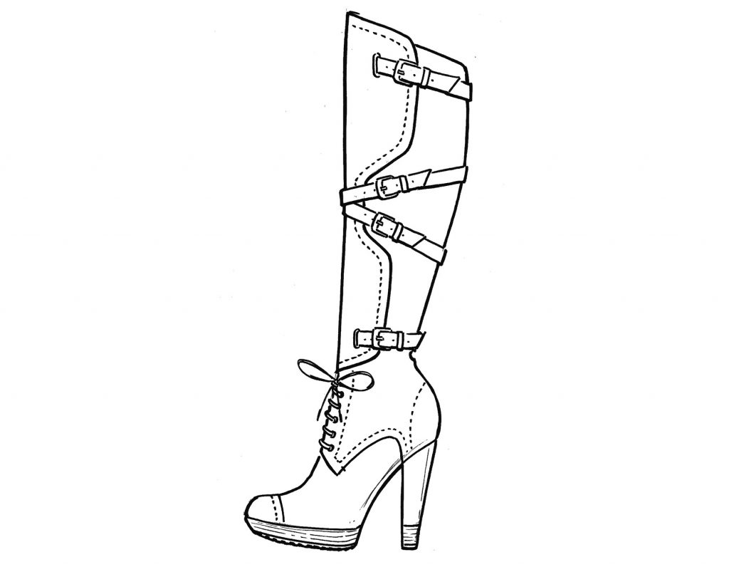 how to sketch heels pin by soulbearingquotes on color my world shoe design sketch to heels how