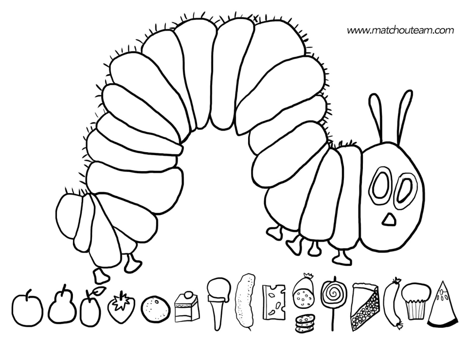 hungry caterpillar coloring sheets very hungry caterpillar coloring pages to download and coloring caterpillar hungry sheets